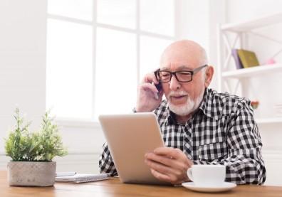 科技運用於獨居老人照護