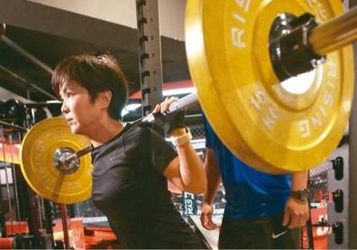 幸福退休!李濤:長照不如常動,李艷秋重訓3年:我是被新聞耽誤的運動員