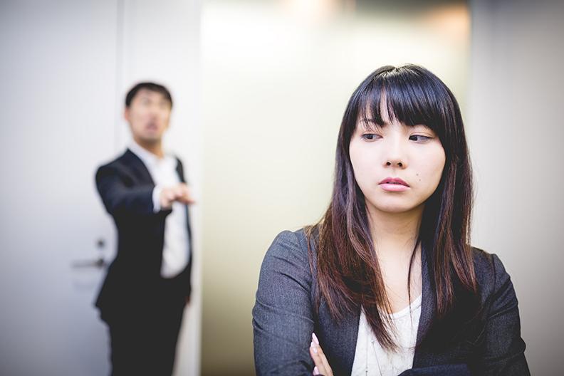 求職碰壁容易讓人懷疑自己、懷疑人生。圖片來自pakutaso
