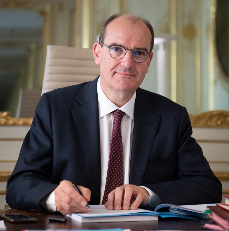 現任總理 Jean Castex 是法國政壇中帶有南法口音的代表人物。(圖片取自臉書)
