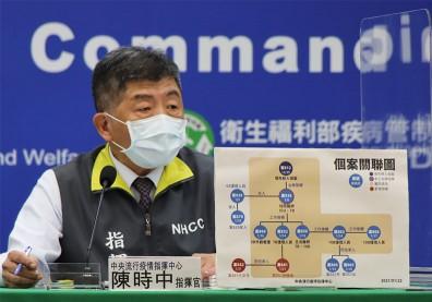 陳時中宣布啟動「部桃專案」!6日至19日出、轉院病人將列隔離對象