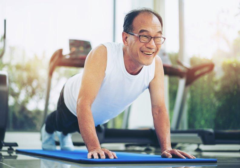 老年人為什麼比較會發生肌少症?