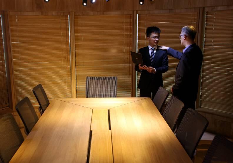 台灣企業如何成功傳承與交棒?是值得長期關注的議題。遠見資料照