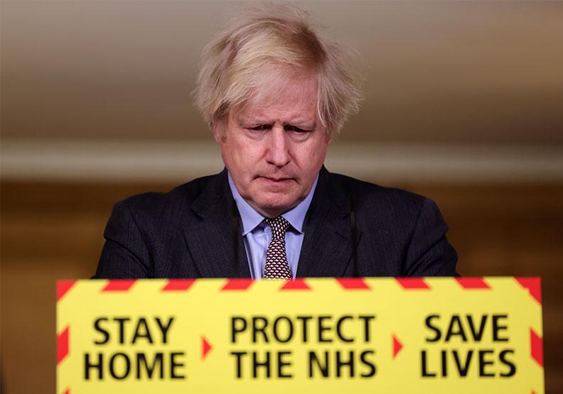 第五個病故人數突破10萬的國家!英國首相強生致歉:我負全責