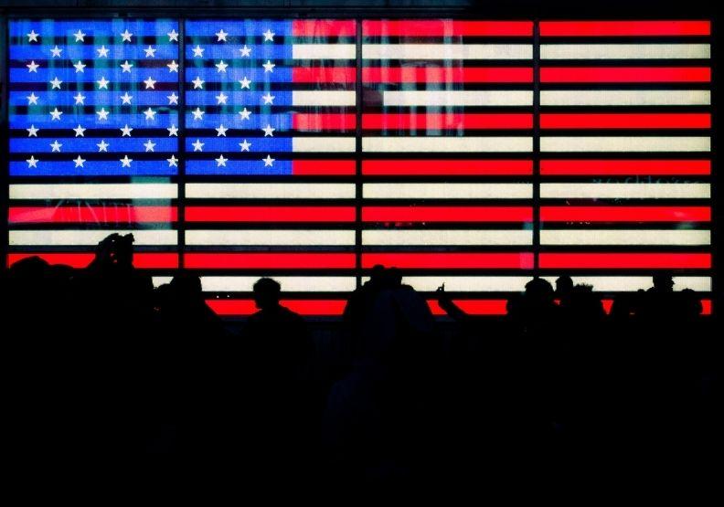 未來,拜登迎接的可能是更加分裂的美國。圖片來自Steve Harvey on Unsplash