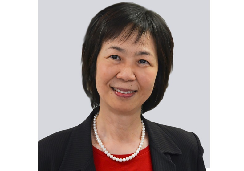 美國拜登政府任命的新任國際媒體署代理執行長趙克露,圖片來自Wiki