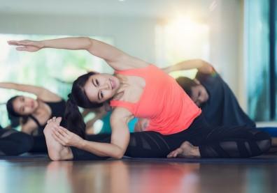 年僅41歲面對三大重病打擊!透過瑜珈創造奇蹟,獲頒抗癌鬥士