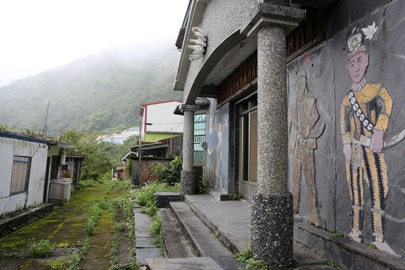 有「雲端部落」美名的阿禮村。