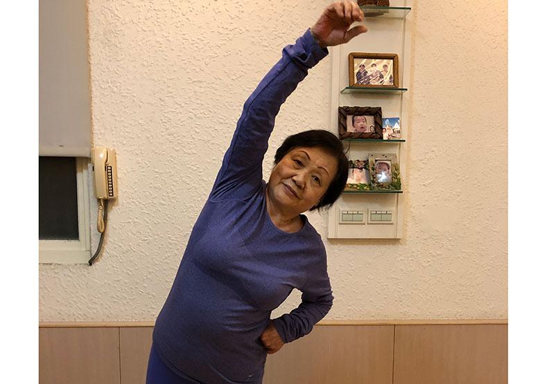 疫情延燒,老人宅在家中少運動!巴西研究:病痛更易纏身