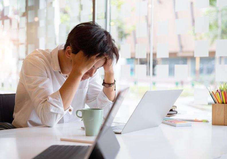 高血壓不再是熟齡專利!半數上班族都有三大健康危機,男多於女