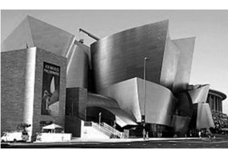 迪士尼音樂廳,作者提供。