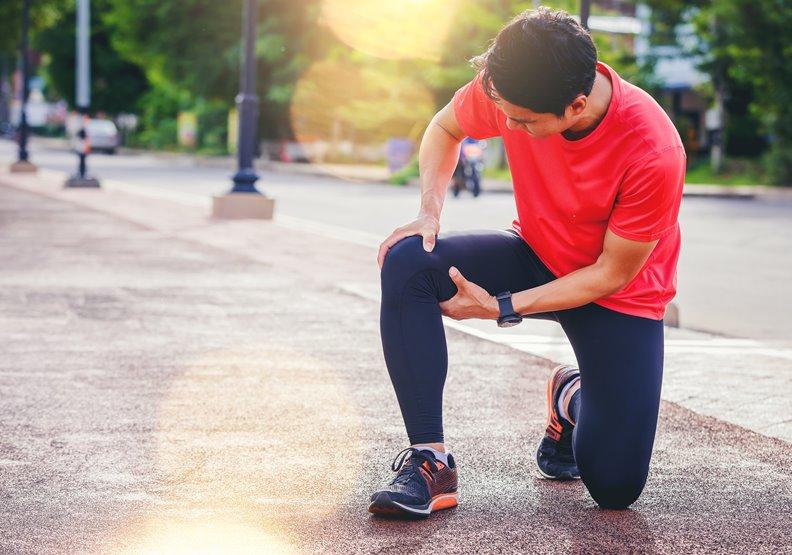 運動後四肢出現痠痛,該如何?
