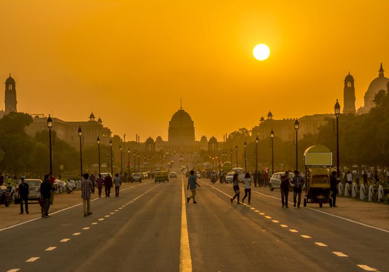 印度因疫情封鎖全國,也不能暫緩空品惡化…研究:新德里空污死亡人數破5萬