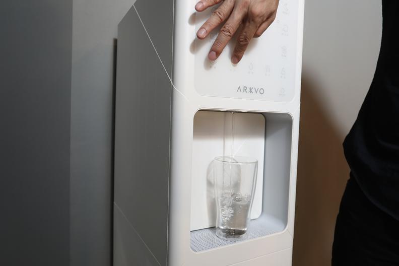ARKVO甫推出就吸引許多買家。