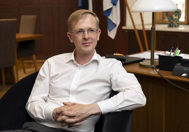 愛沙尼亞塔林市議會主席泰利克:推廣數位政府和智慧城市,要先取得社會信任!