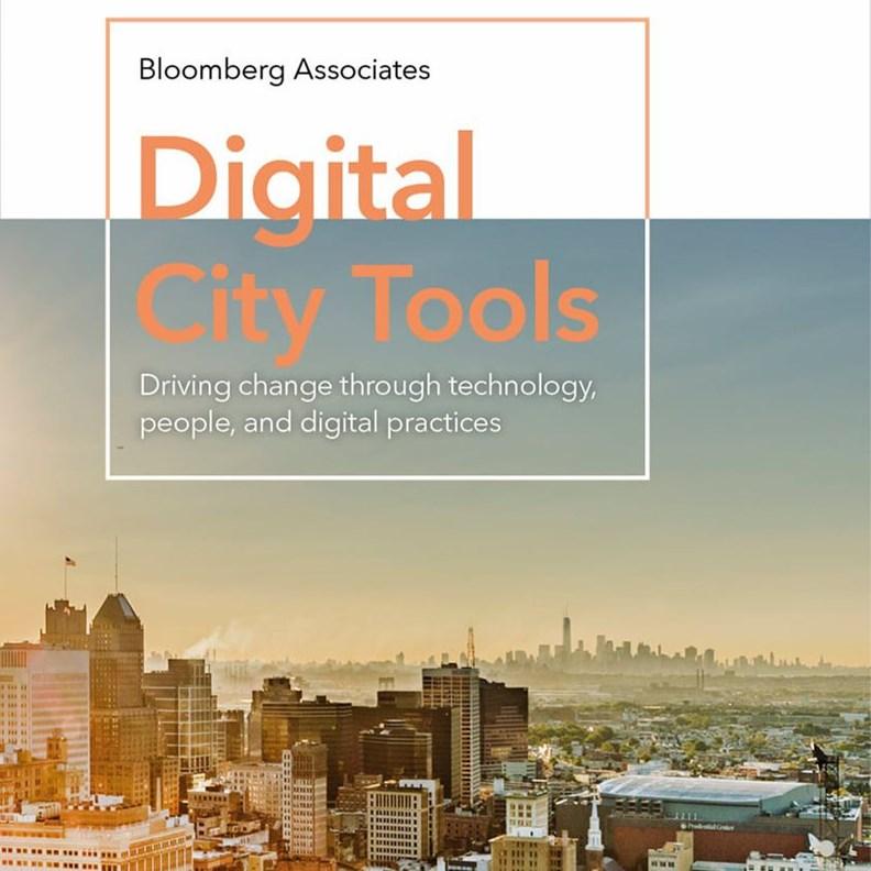 塔林不久前被收錄到Bloomberg發行的智慧城市報告。圖片取自塔林臉書