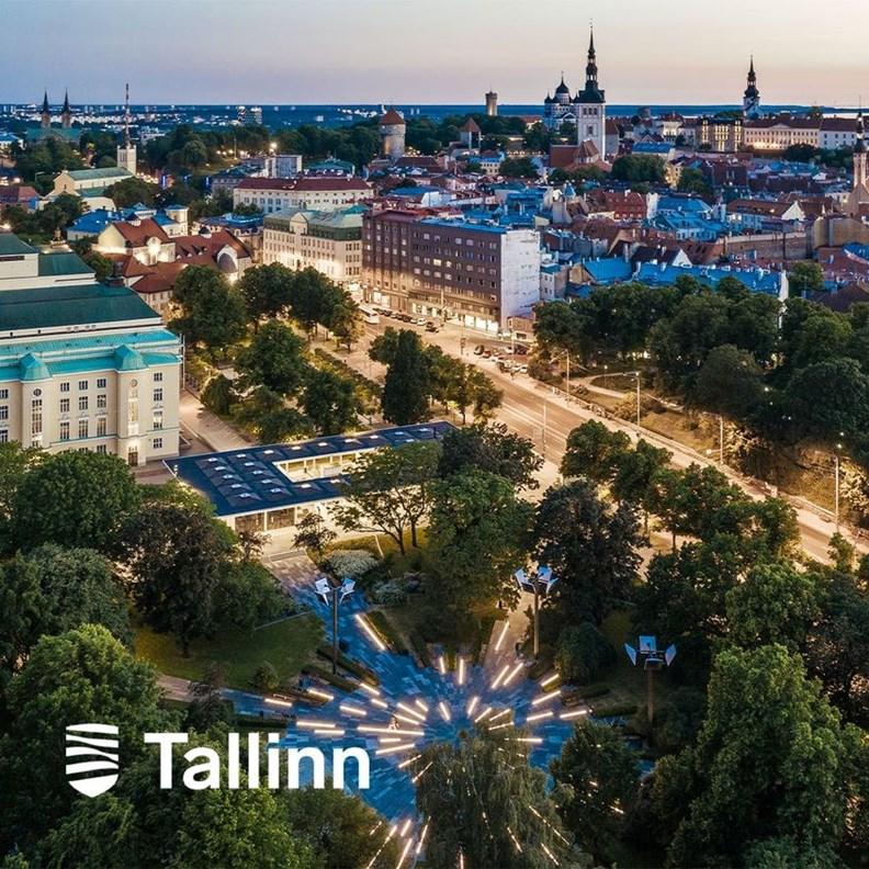 除了智慧城市,接下來塔林還瞄準2023年的「歐洲綠色首都」獎項。圖片取自塔林臉書