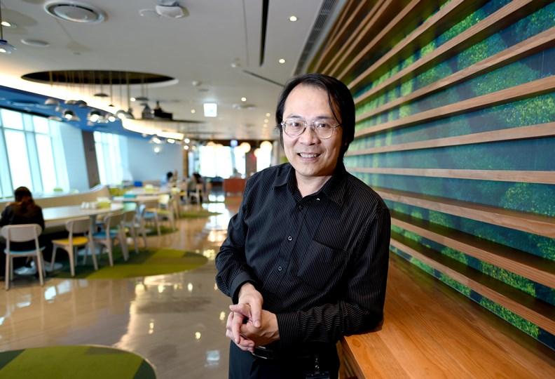 Google台灣前董事總經理簡立鋒