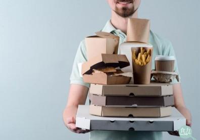 餐飲外送興起卻讓澳洲垃圾量年增20%!研究發現:漢堡套餐比中式料理包裝碳足跡更高