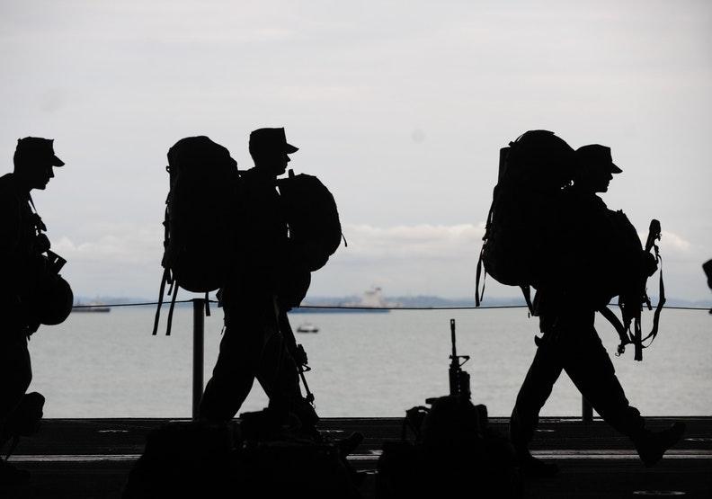 美軍在伊拉克與阿富汗的維和任務初期會不斷受挫,和沒有適當賦能有關。圖片來自pexels