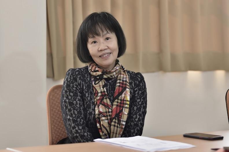 弘光科大護理學院院長陳淑齡。