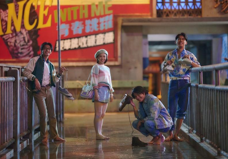 楊雅喆光是為了寫《天橋上的魔術師》企劃案就寫了半年