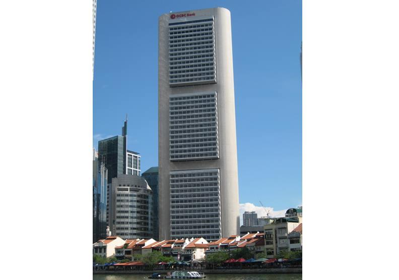 華僑銀行大廈,圖片來自Wiki