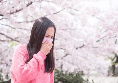 春暖花開賞花趣?日本每4人就有1人!小心「惡魔光環」花粉症,害你噴嚏、鼻水停不了