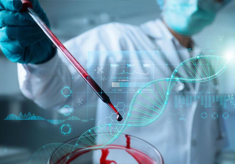 基因檢測助攻精準治療!延緩卵巢癌復發時間、提升治療成功率