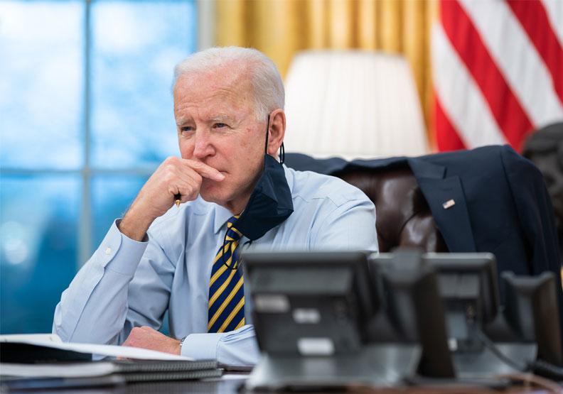 拜登政府上任後,隨即展開一場美中之間史無前例的高層對話。圖片來自Flickr by The White House