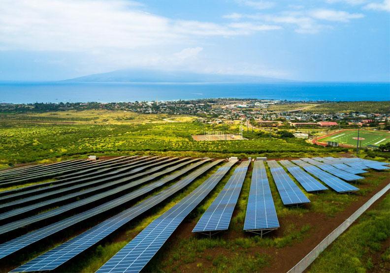 夏威夷可再生能源化進度超前,2020年發電量佔比突破三成