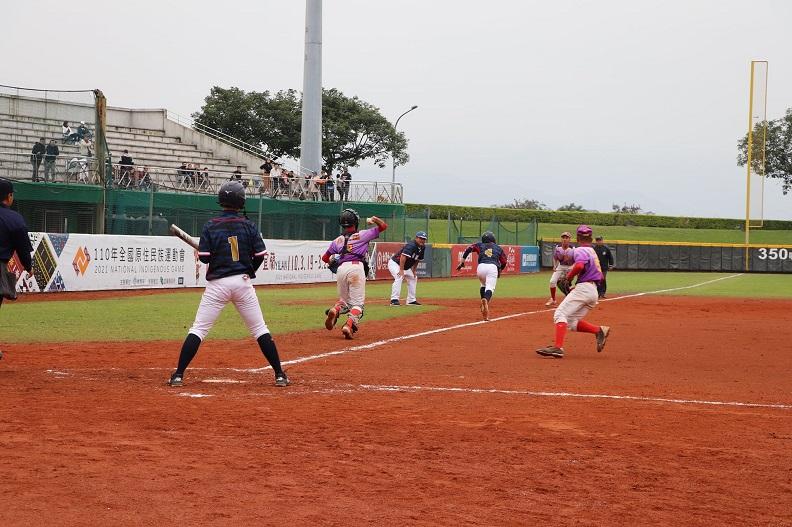 原民運棒球在3月14日在羅東棒球場率先開打。