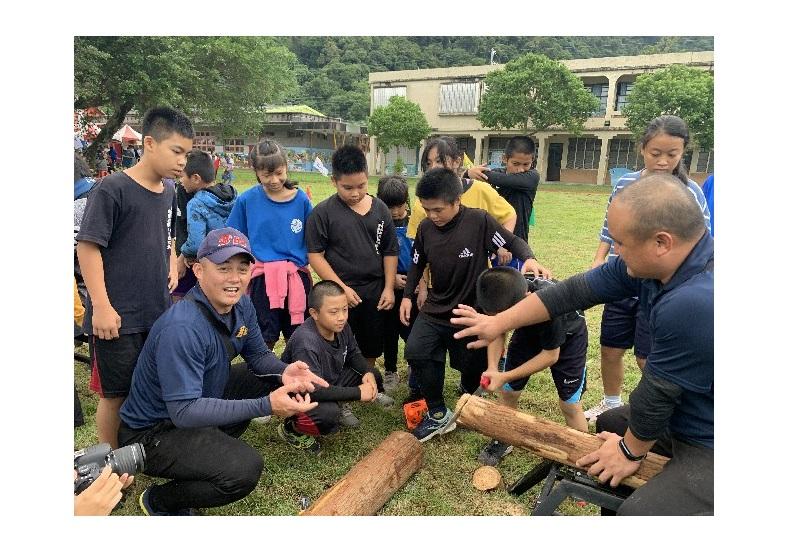 透過原民運,不僅看見臺灣原住民的天賦,更能將臺灣16族的文化凝聚與傳承。(取自109年南澳鄉泰雅族傳統競技運動賽宣傳活動)