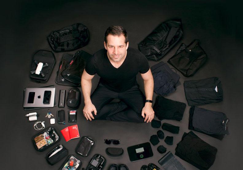 不買房、只有64件物品,32歲瑞士年輕富翁為何選擇極簡生活?