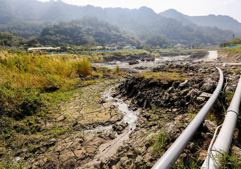 56年大旱!三大科學園區能靠「徵耗水費」過難關?