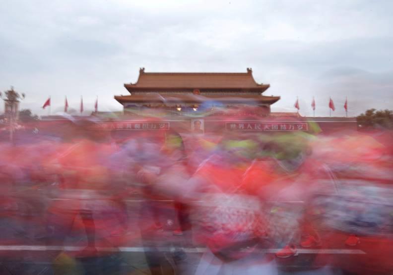 中共究竟還要不要為未來中國保留一分對於自由民主的念想與追求?圖片來自達志影像