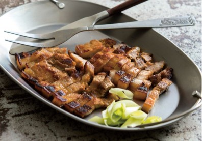 30分鐘出好菜!烤箱料理DIY煎烤味噌醬醃豬五花,方便美味又簡單
