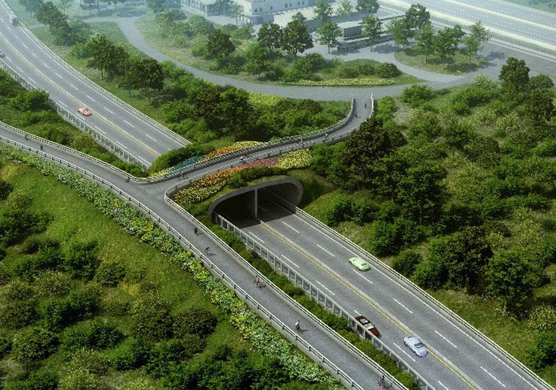 淡北道路有不少爭議,取自新北市政府官網。