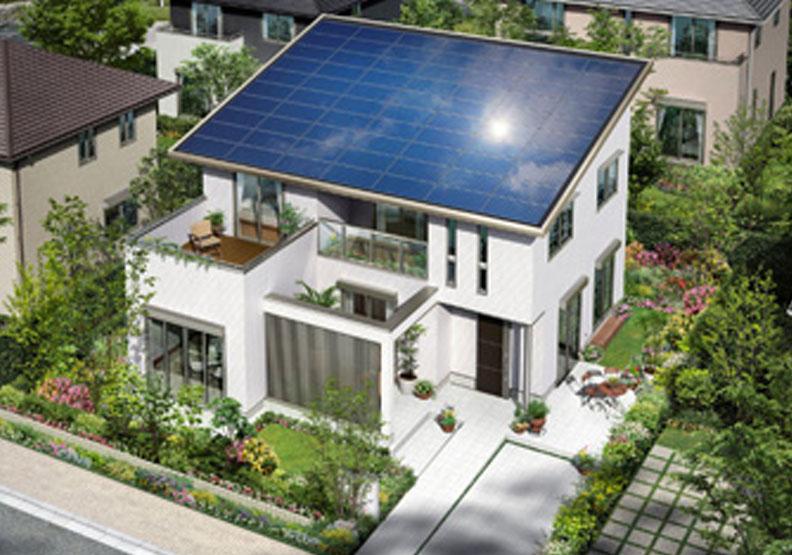 免治馬桶、廚房中島非首選!太陽能板成日本住宅新標配