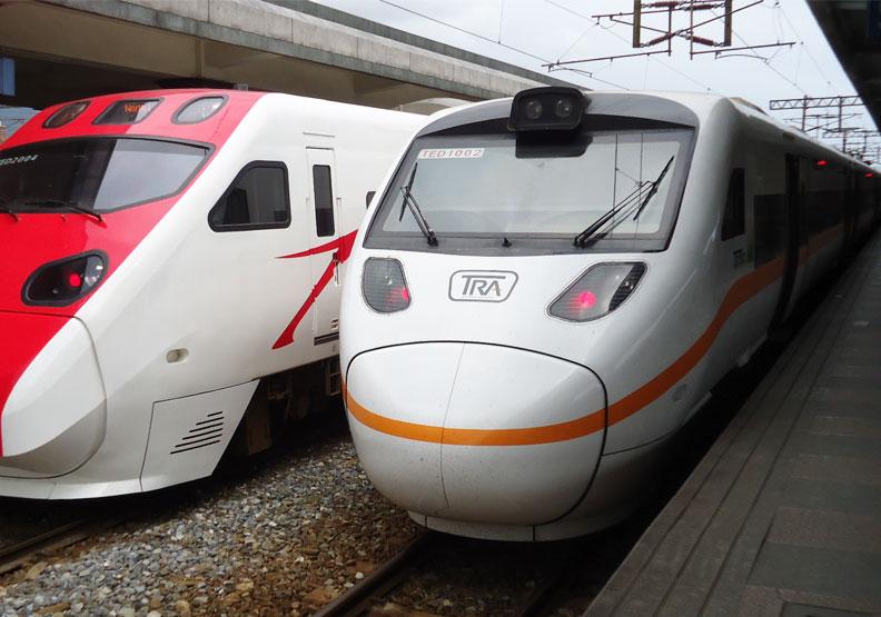 回家就像出國…408次太魯閣號,為何曾是台東人的夢幻列車?