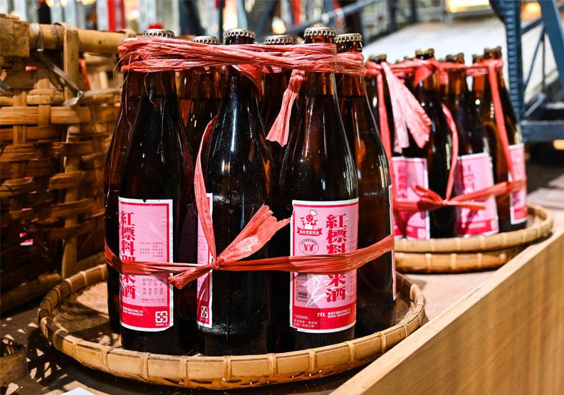 紅標米酒、米酒頭、米酒水、料理米酒...,差在哪裡?