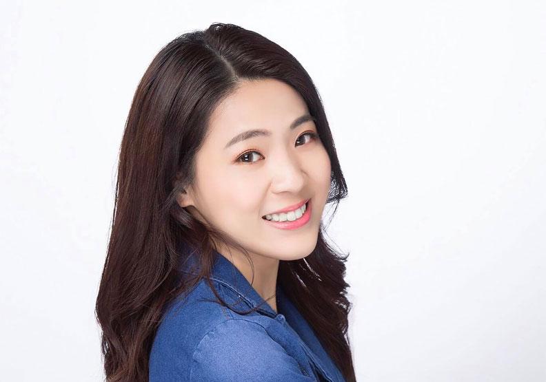 台北市議員徐巧芯。取自徐巧芯臉書粉絲專頁