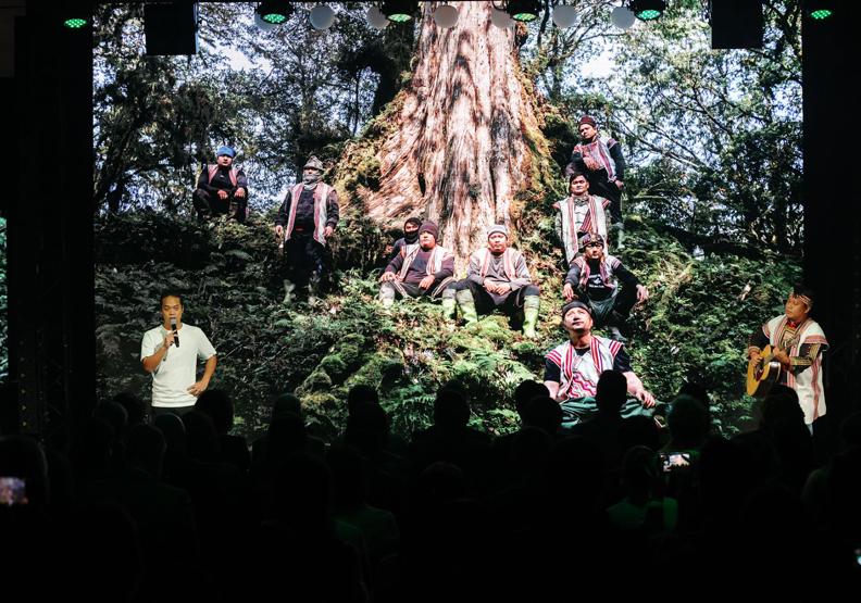 台灣文博會今天開幕,圖片取自台灣文博會FB。