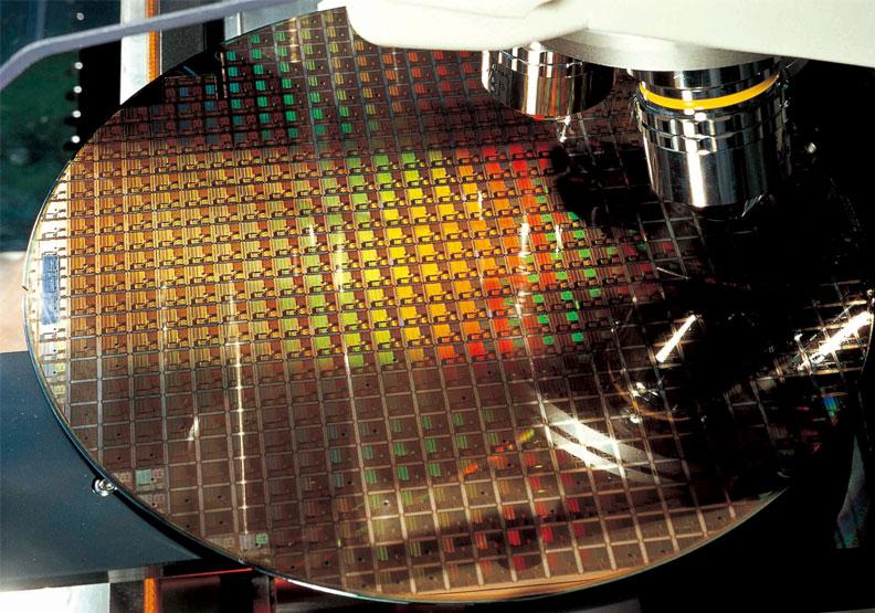 全球晶片荒,台積電成為兵家必爭之地。圖片來自台積電