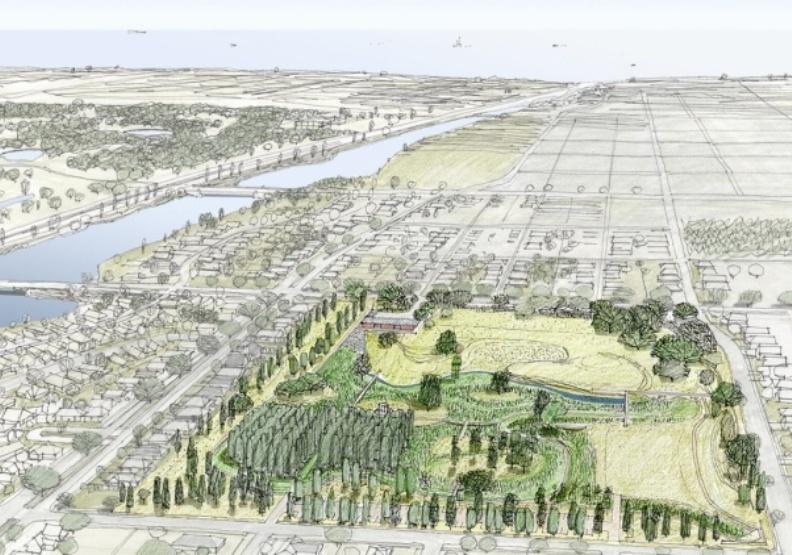 卡崔娜颶風後不再對抗洪水,紐奧良修道院成全美最大城市濕地