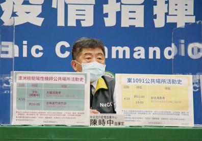 台灣再增本土病例!最近到過「台北清真寺」?感染源釐清中