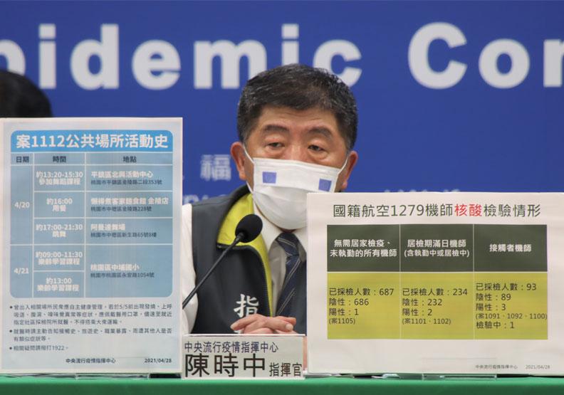 華航機師家人染疫+2!「隱形傳播鏈」五大QA一次掌握