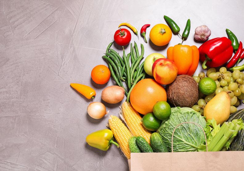 今天「呷菜」了嗎?蔬果吃不夠問題多!營養師圖解教您輕鬆達標