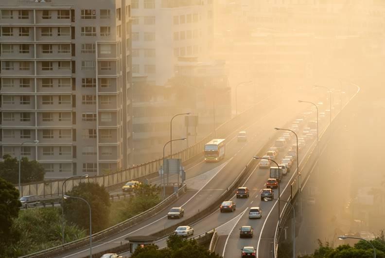 全球大國不約而同越來越重視二氧化碳排放量,氣候議題關係著我們的生存環境。圖片來自shutterstock