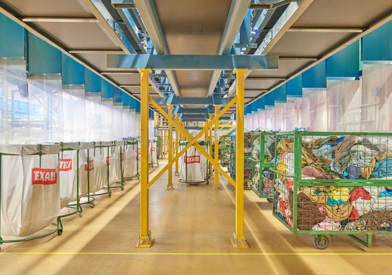 舊衣的起死回生之旅—瑞士Texaid回收公司展現布料回收的極大化